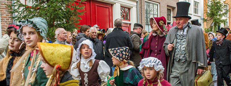 Die schönsten Weihnachtsmarkte der Niederlande | Stayokay