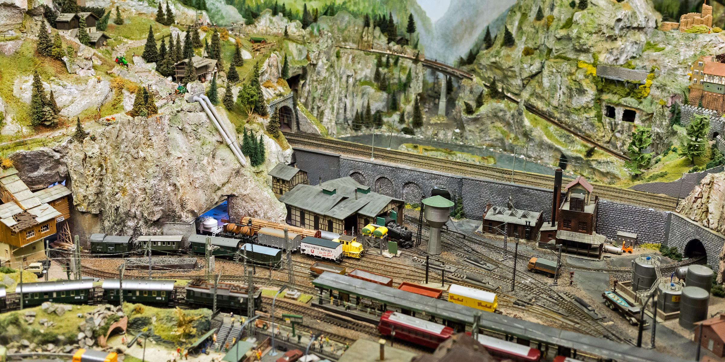 Museum of model trains @ Nationaal modelspoormuseum | Stayokay